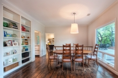Spanish Oak Dining Room