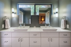 Spanish Oak Master Bathroom